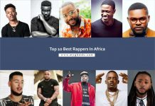 #MyGbeduList: Top 10 Best Rappers In Africa