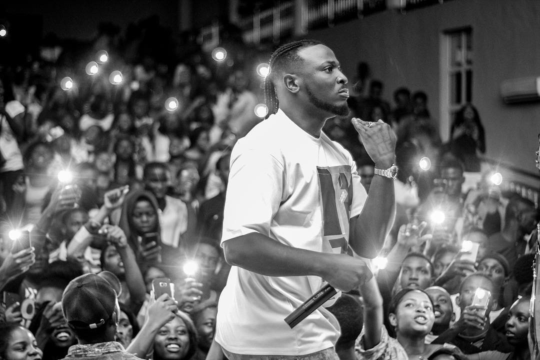 See The Massive Turnout At Peruzzi's Heartwork Tour