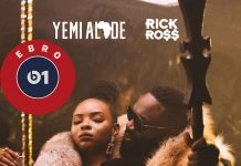 Yemi Alade Ft, Rick Ross - Oh My Gosh Rmx (Official Video)