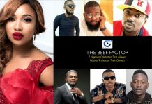 The Beef Factor: 7 Nigerian Celebrities That Allowed Hatred To Destroy Their Careers