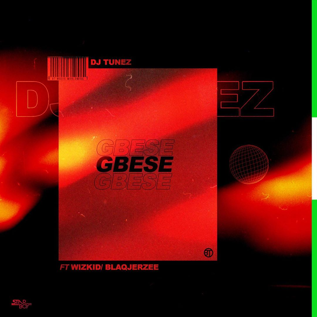 DJ Tunez Ft, Wizkid - Gbese (Official Audio)