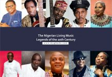The Nigerian Living Music Legends of the 20th Century