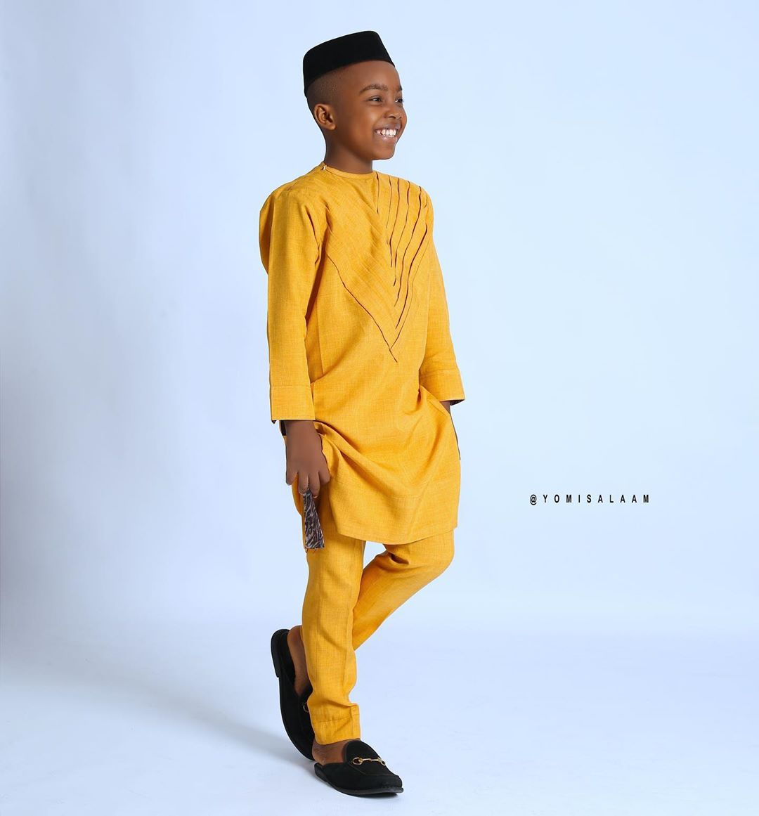 Mercy Aigbe Son, Juwon Is 9yrs Old Today