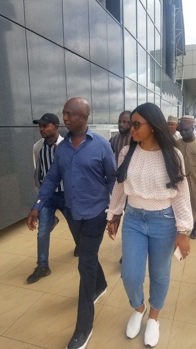 Ned Nwoko Treats Regina Daniels With The African Billionaire Lifestyle