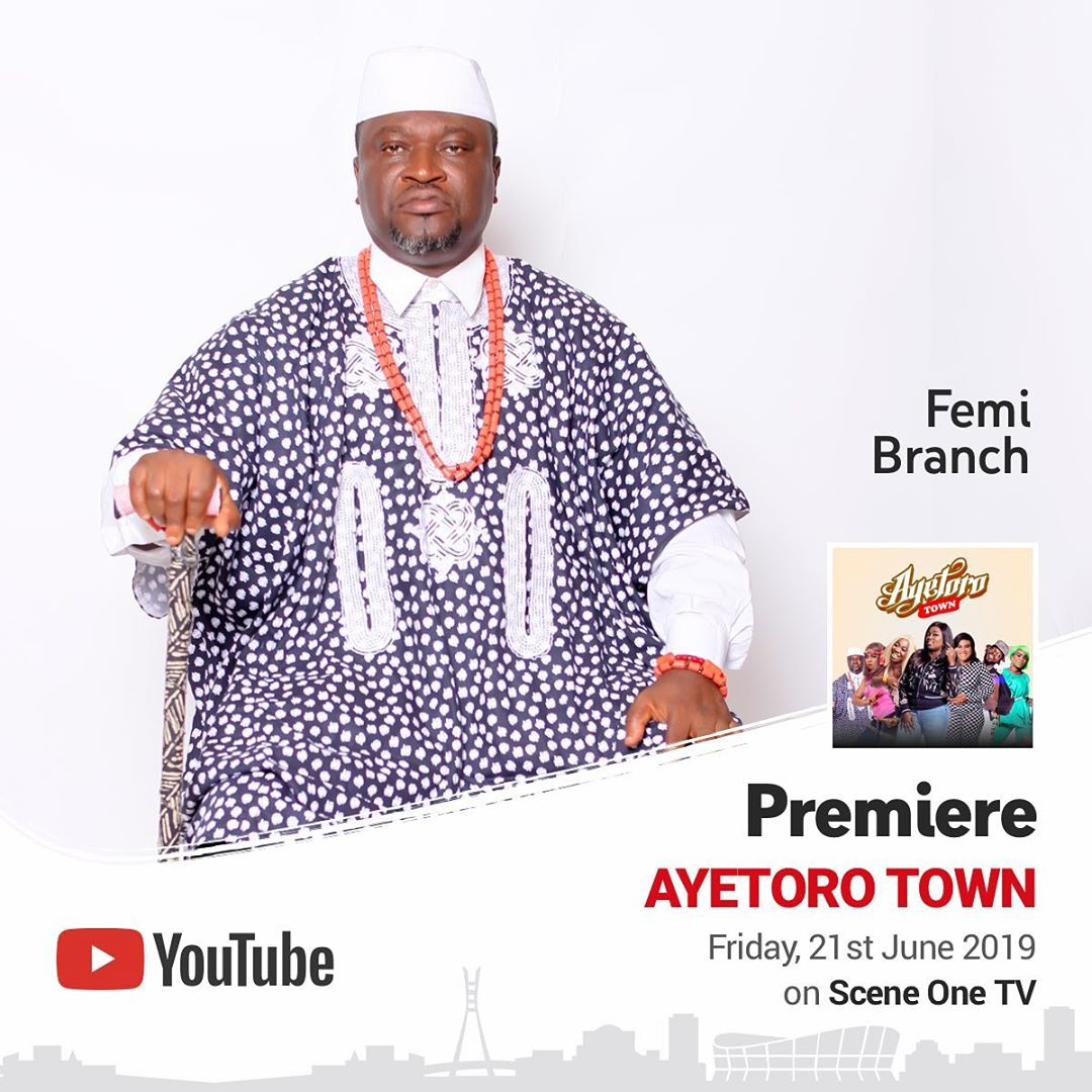 "Funke Akindele Has Kicked Off  ""Aiyetoro Town"" And It's A Must Watch {Videos)"