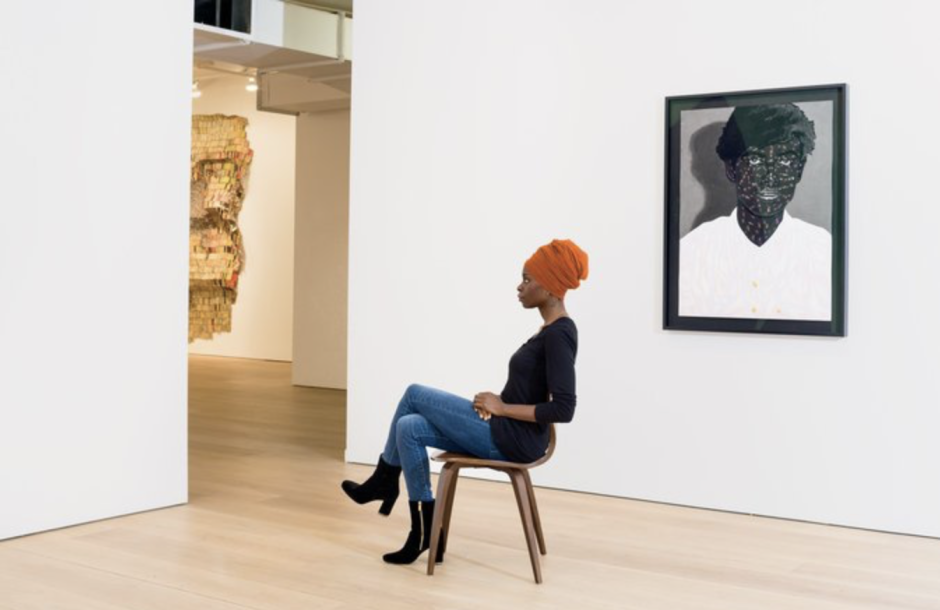 Toyin Odutola Sells Artwork For Record N215 Million