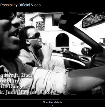 #MyGbeduThrowback: Possibility By P-Square Ft, 2Baba