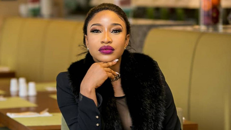 Only You People Think Am Posh, I'm One Local Girl With Bad Mouth - Tonto Dikeh