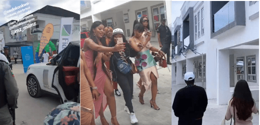 BBNaija Winner, Mercy Eke Is Officially A Landlady