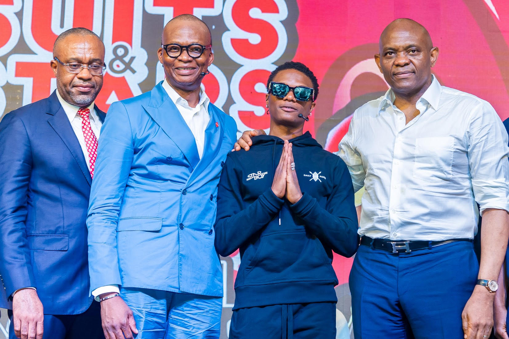 Wizkid And UBA, Set To Launch African's First Music Streaming Platform