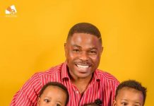 PHOTOS: See What Yinka Ayefele's Triplets Babies Look Like