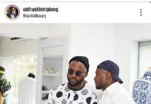 Iyanya And Ubi Franklin Unite, As They Set To Work Together On Tekno's Album
